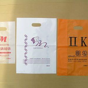 HDPE 高密度印刷打孔袋