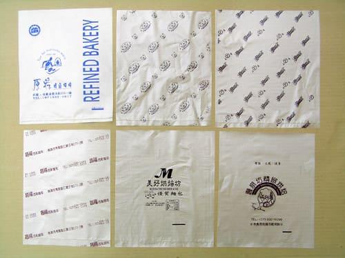 HDPE高密度麵包袋