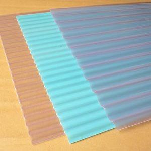 PVC塑膠浪板